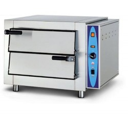 EXPORT. HORNO DE PIZZA ELECTRICO 2+2 PIZZAS