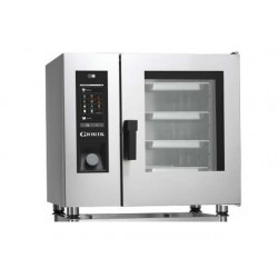 HORNO TOUCH SCREEN STEAMBOX GAS BOILER 6 GN 1/1
