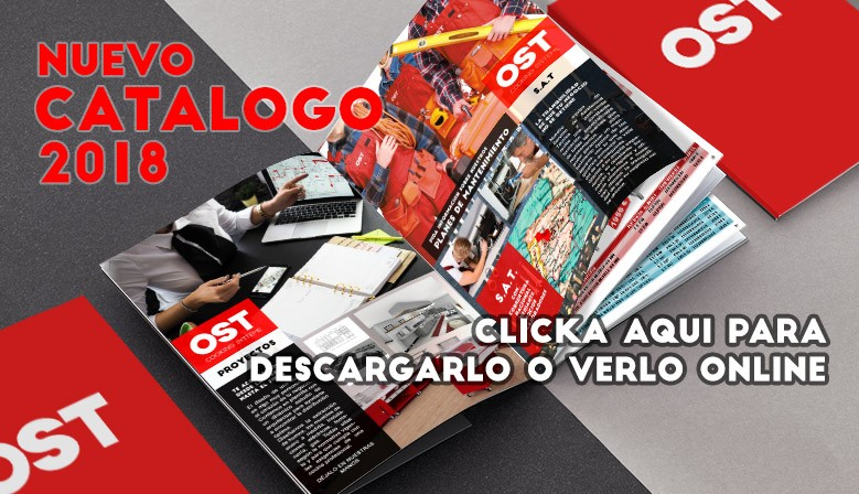 Catalogo OST 2018